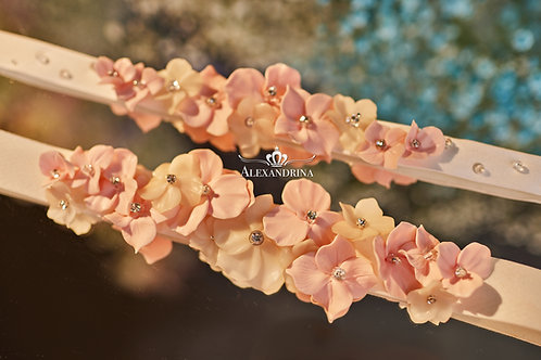 Head Tape Romiro Flower
