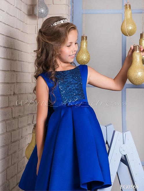 Детское бальное платье FG0568