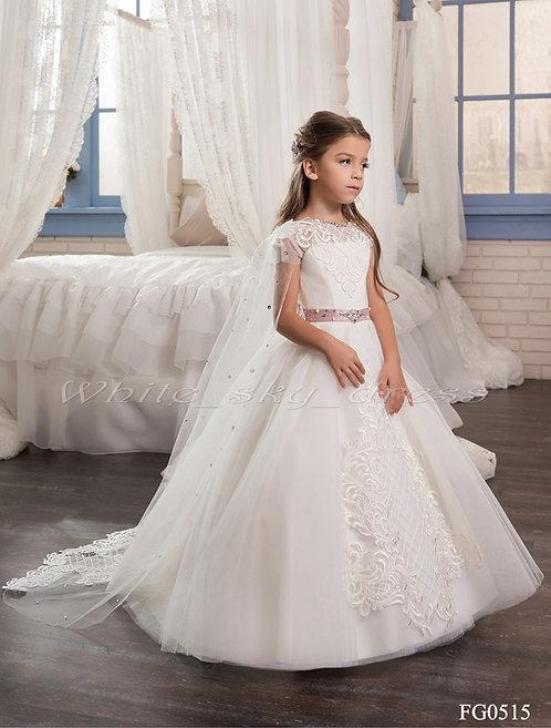 Детское бальное платье FG0515