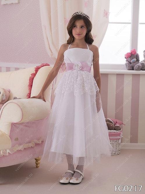 Детское бальное платье FG0217