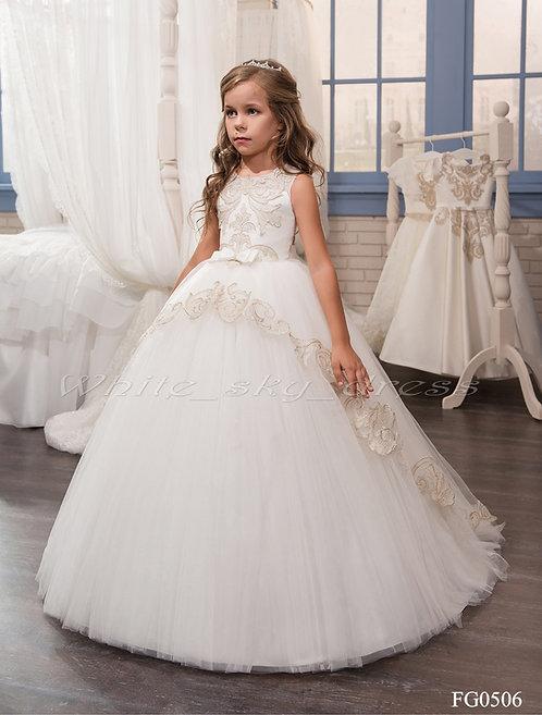 Детское бальное платье FG0506