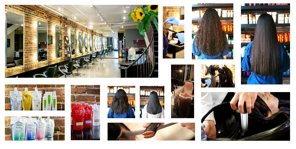 Japanese Hair Straightening Experts at Patrick Evan Salon