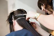 hair extensions san francisco Patrick Evan Salon
