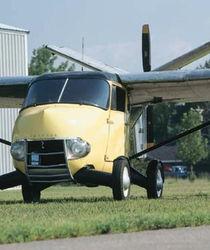 Flying car history