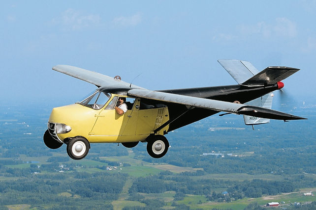 Flying Car For Sale Taylor Aerocar
