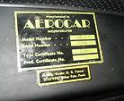 Aerocar data tag