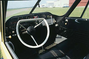 Flying car interior for sale