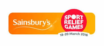 Sainsbury's sport relief logo
