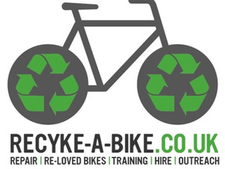Welcome to the Recyke-a-bike Blog!