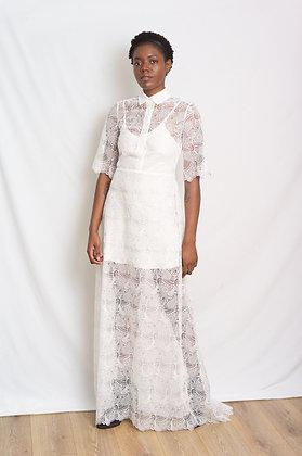 Charlie Brear wedding dress separates