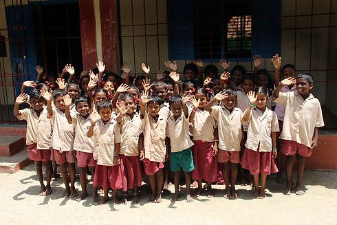 Sanitation First School