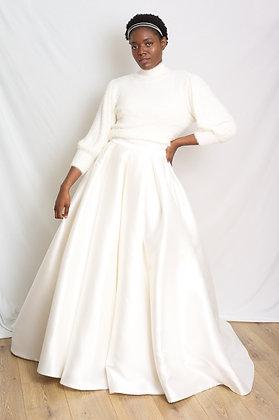 Pronovias wedding skirt