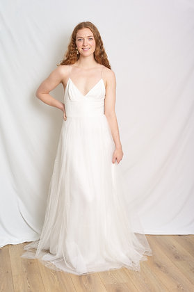 Savannah Miller wedding dress