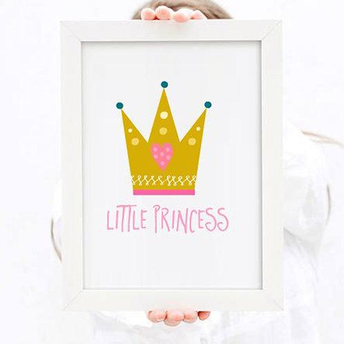Pôster little princess