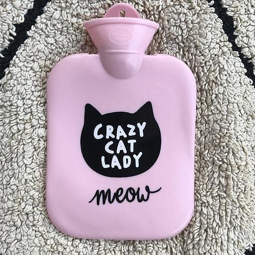 Bolsa térmica rosa coleção cat