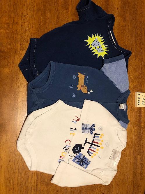 Children's onesie (3 pack)
