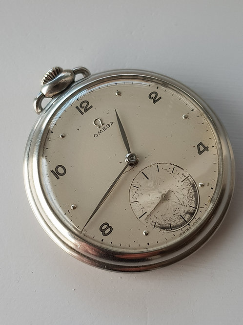 1956 Omega Pocket Watch
