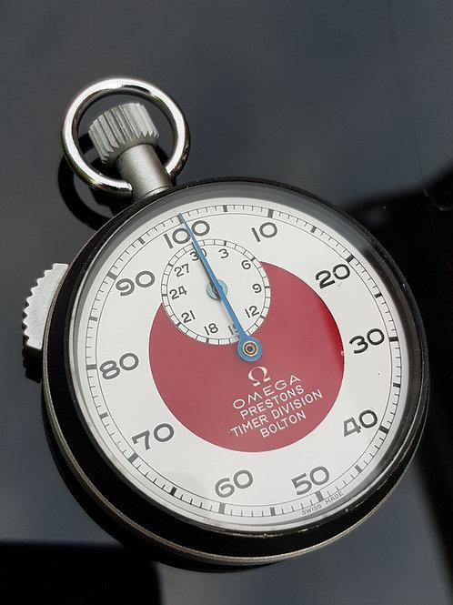 1970s Omega Decimal Timer