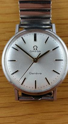 1968 Omega Geneve Mid Size