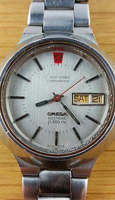 1972 Omega Seamaster Cone f300Hz