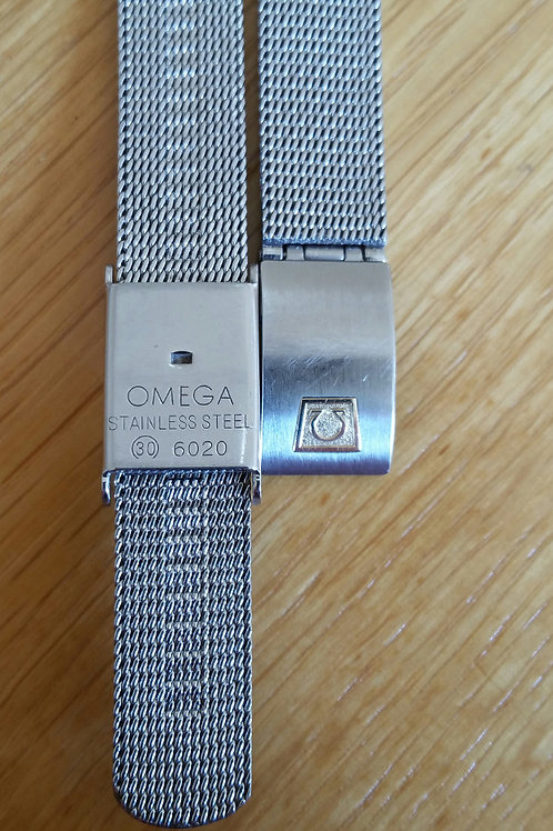 Omega Milanese Ladies Watch Bracelet 14mm