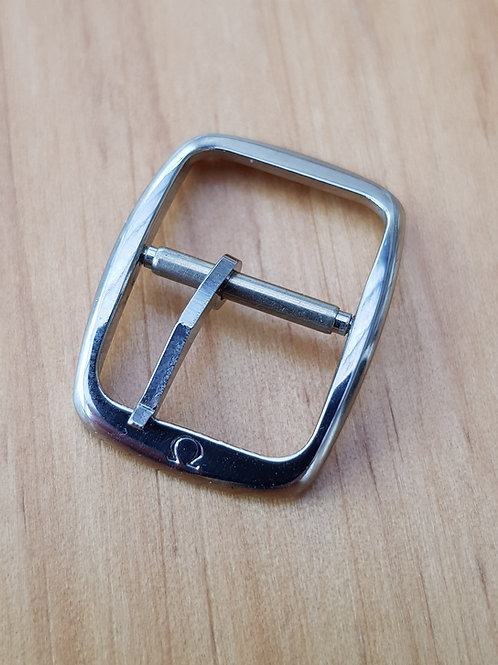14mm Omega Stainless Steel Buckle