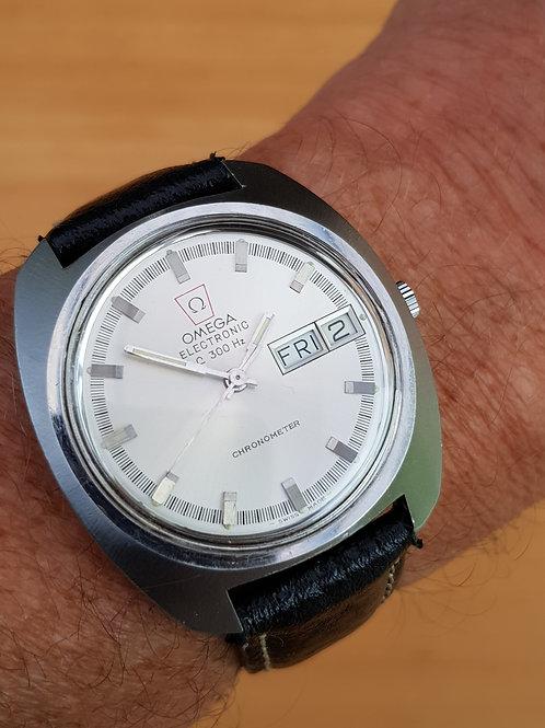1970 Omega f300 Hz Chronometer