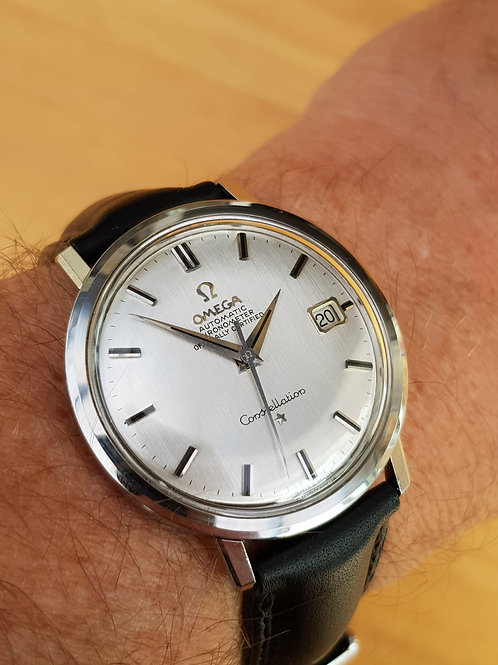 1963 Omega Constellation Chronometer
