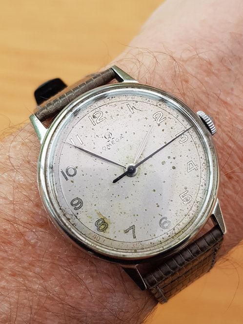 1945 Omega 30T2 Sweep Seconds
