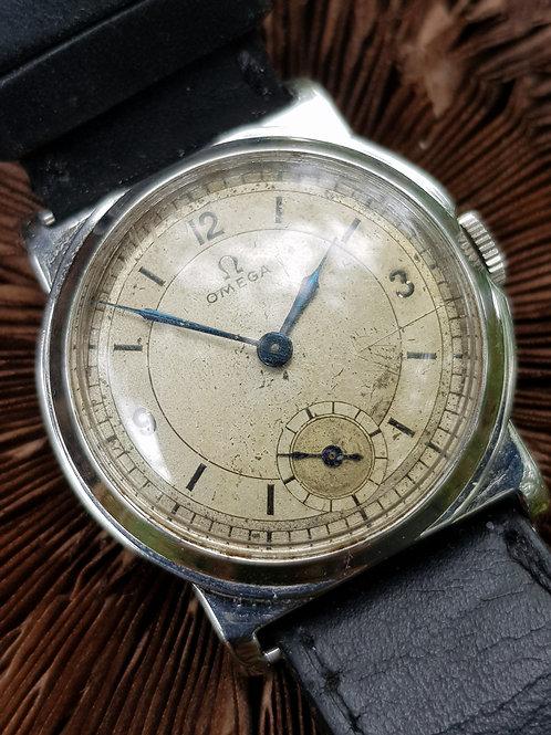 1930s Omega Fobois Art Deco Watch