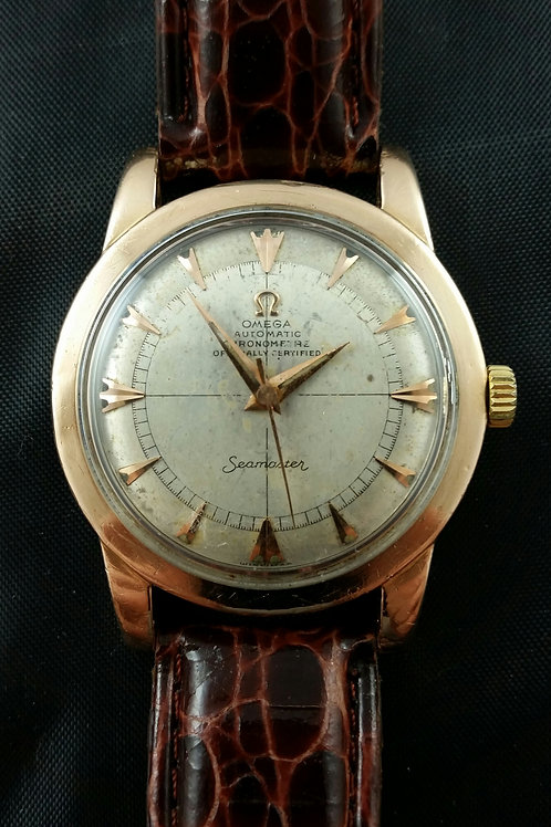 1951 Seamaster Chronometer in Rose Gold (Capped)