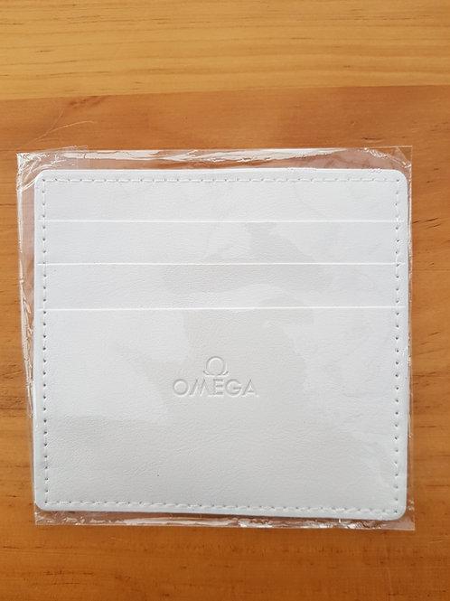 Omega Warranty / Card Holder White