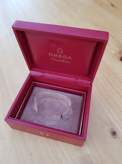 Omega Constellation Box With Outer