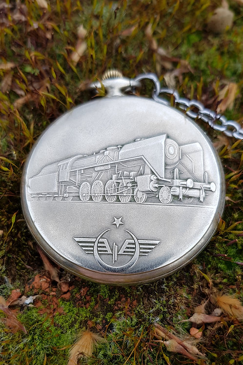 1982 Omega Railroad / Train Watch