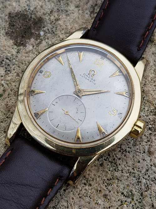 1949 Omega Automatic Gold Capped Watch