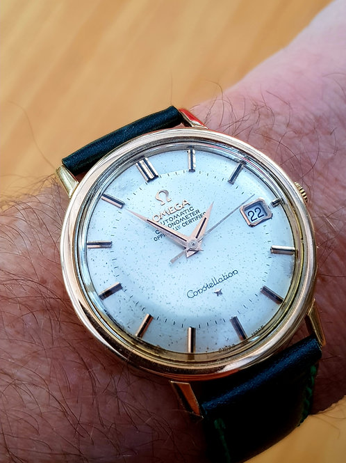1966 Omega Constellation Chronometer