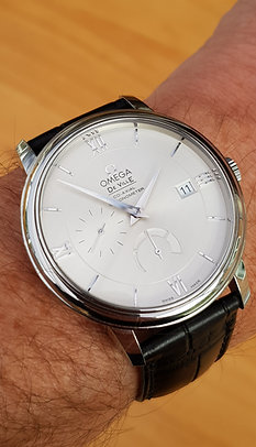 2020 Omega De Ville Co-Axial Chronometer
