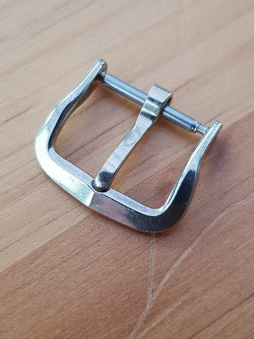Omega Stainless Steel Buckle 13mm