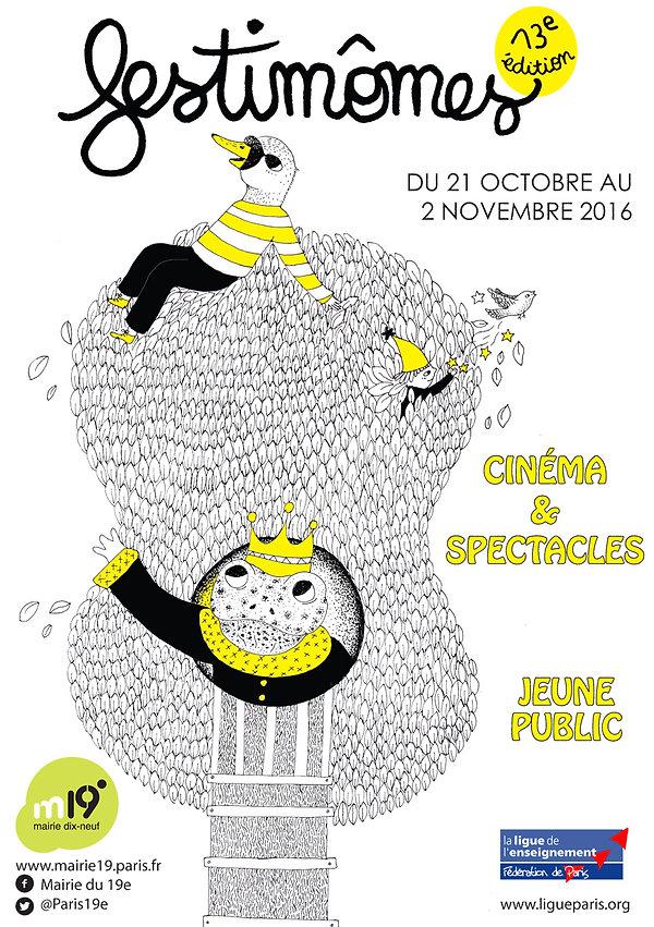 festival cinéma jeunesse illustration