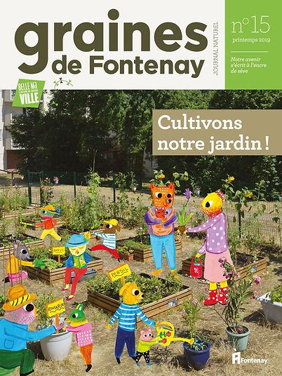 magazine écologique illustration nature