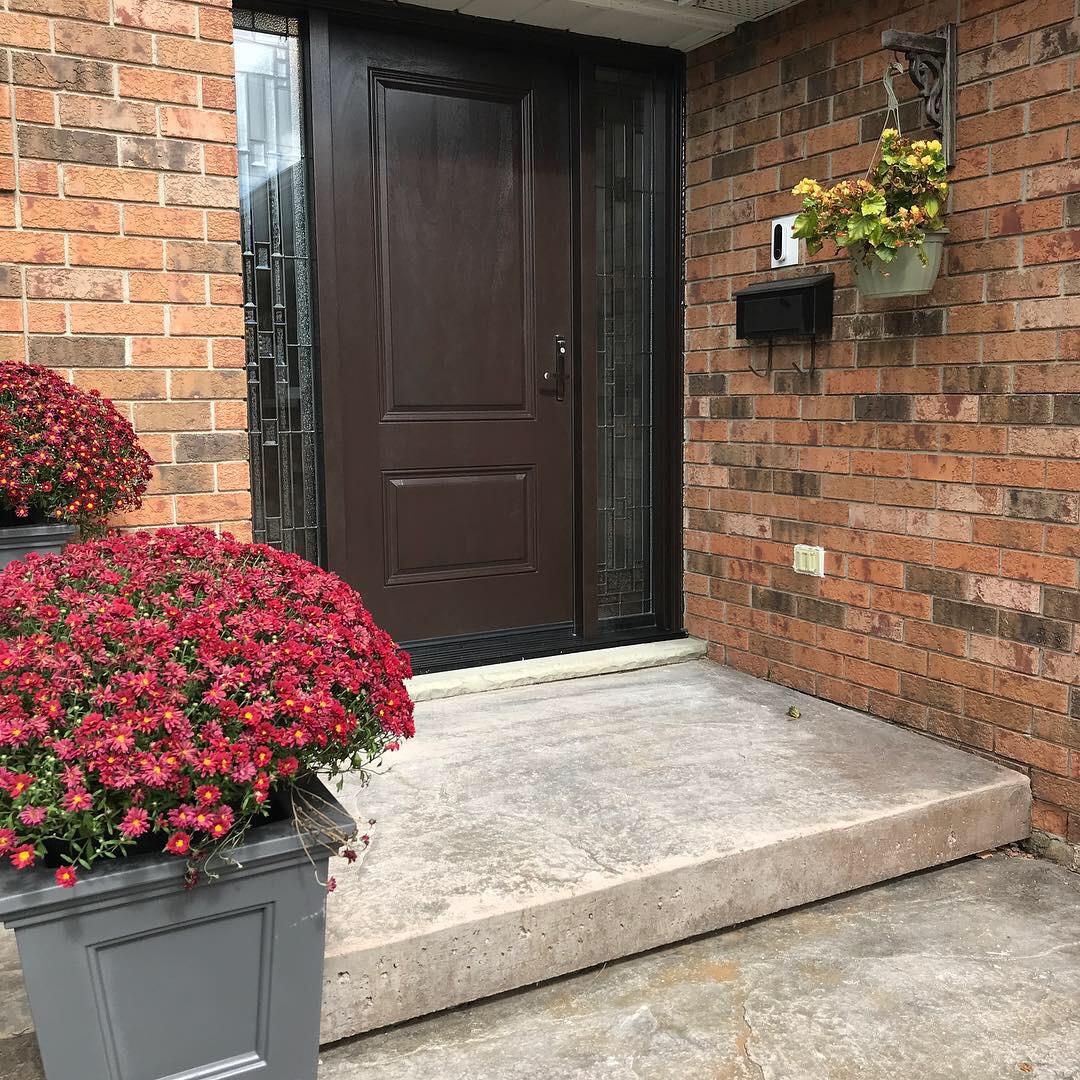Front Door Fibreglass