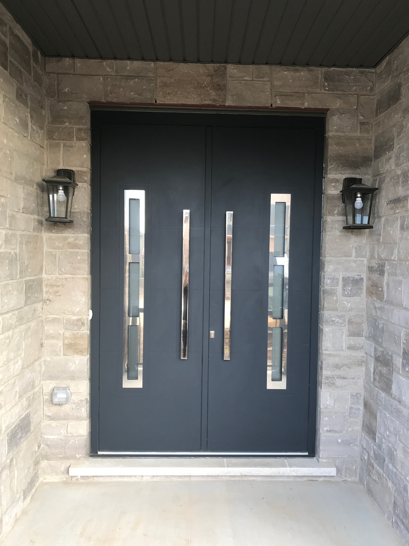 Front Door tall - aluminum