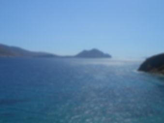 Eléments natuels 3. Amorgos. Plene présence. Sonia Delabre