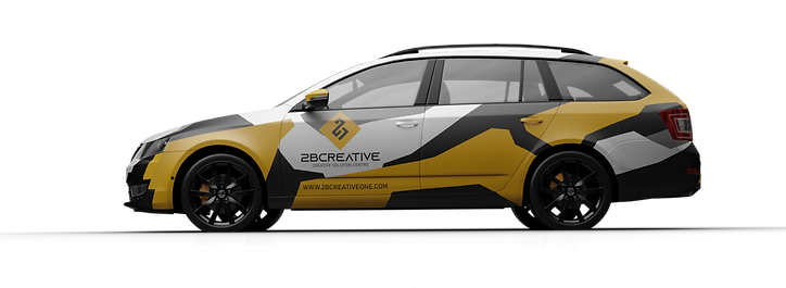 3D livery design, commerical wraps