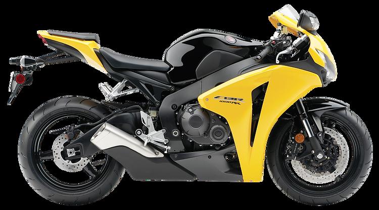 PNGPIX-COM-Honda-CBR-1000RR-Yellow-Motor