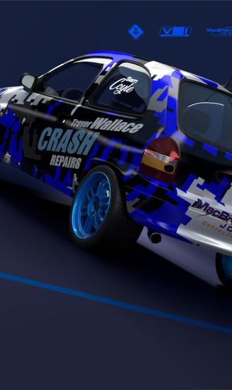 Vauxhall Corsa Rally