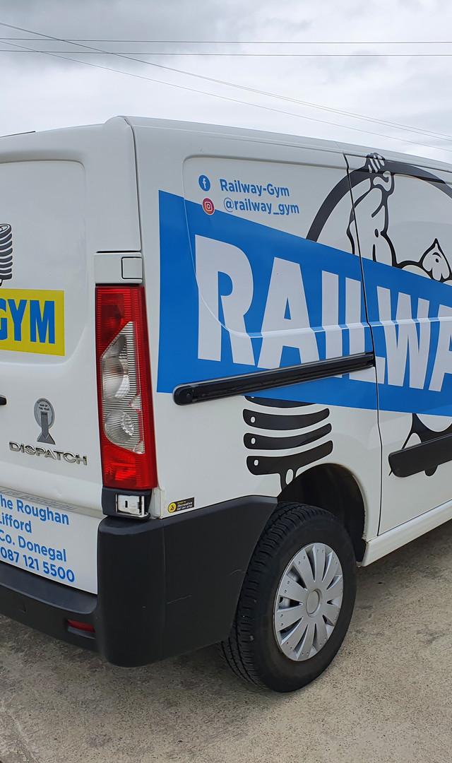 Ralway Gym Lifford