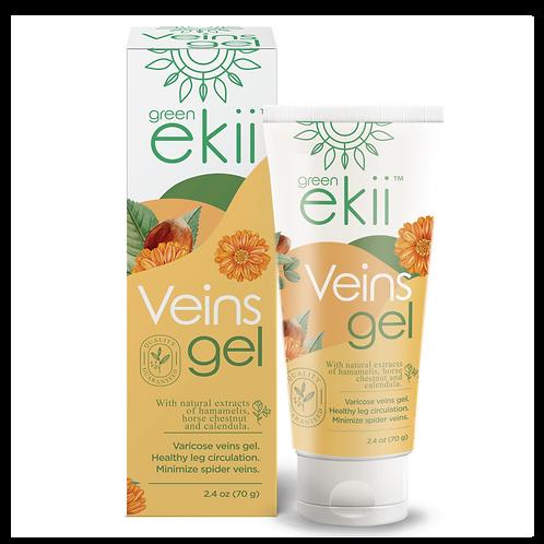 Green Ekii Veins Gel 2.4oz