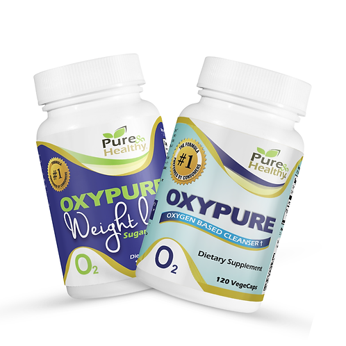 COMBO Oxypure + Oxypure Weight Loss