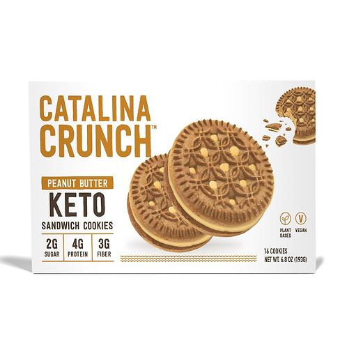 Catalina Crunch Peanut Butter Sandwich Cookie